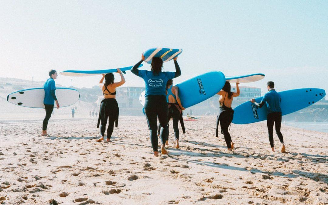 Cet été, tous à vos paddles !
